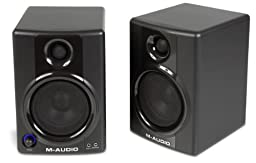 M-Audio Studiophile AV 30 Active Studio Monitor Speakers (Pair) (OLD MODEL)