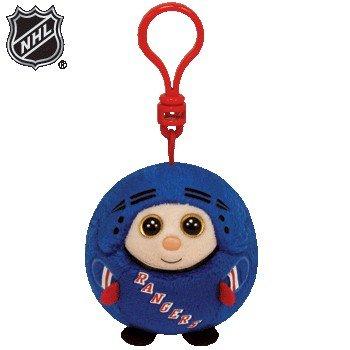 Ty NHL Beanie Ballz New York Rangers - Clip (Beanie Ballz Rangers compare prices)