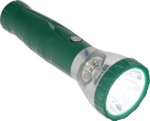 yby Rechargeable 2-in-1 Camping LED Flashlight