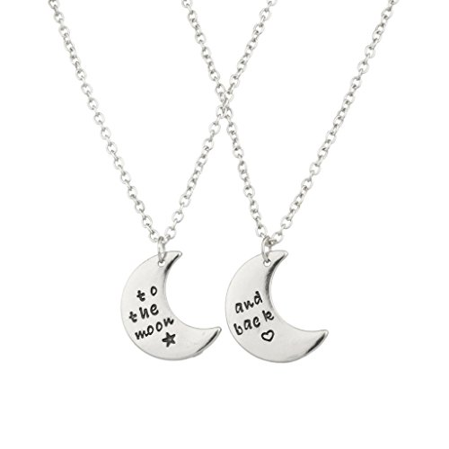 lux-accessories-to-the-moon-back-bff-star-heart-best-friends-forever-necklace-set-2-pc