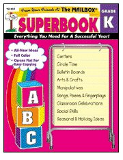 Mailbox Superbook Gr K - 1