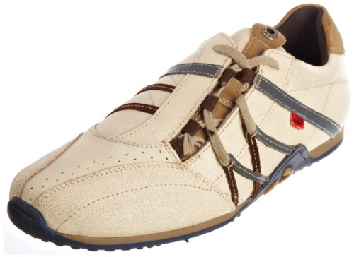 Kickers Men's Grillasylace White Fashion Trainer 110124 7 UK