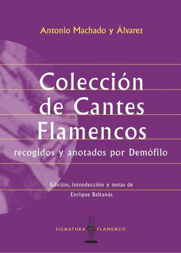 COLECCION DE CANTES FLAMENCOS