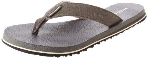 Skechers Men's Tantric Sesto Flip Flop,Grey,9 M US