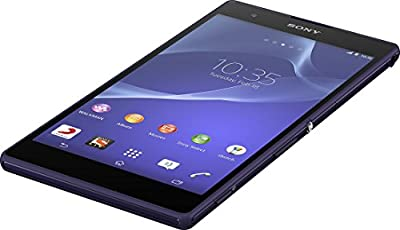 Sony Xperia T2 Ultra Dual (Purple, 8GB)