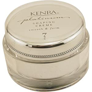 Kenra Platinum Shaping Creme 7 Smooth and Form for Unisex, 4 Ounce