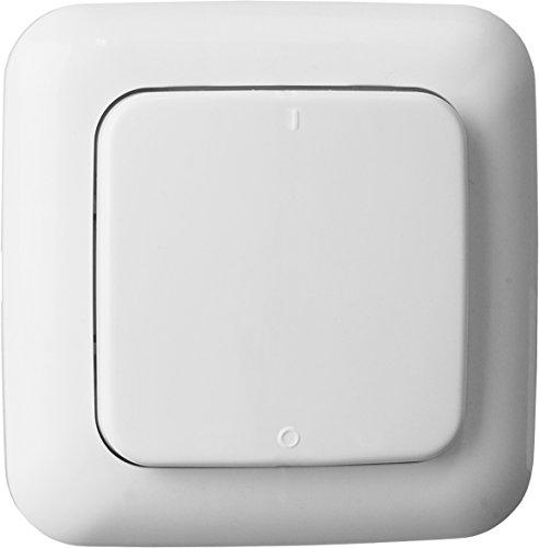 smartwares smarthome funk einzelwandschalter 1 kanal sh5. Black Bedroom Furniture Sets. Home Design Ideas