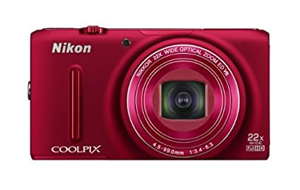 Nikon Coolpix S9500 Digital Camera Image