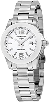 Longines Stainless Steel Ladies Watch