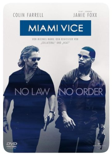 Miami Vice (Steelbook)