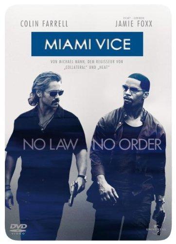 Miami Vice (Steelbook)