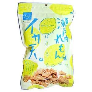 Marca food squid heaven Setouchi lemon flavor 90g ~ 12 bags: Amazon