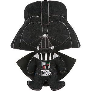 "STAR WARS Darth Vader Plush Dog Toy, 10"" L X 8"" W"