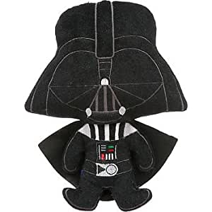 STAR WARS Darth Vader Plush Dog Toy, 10 L X 8 W