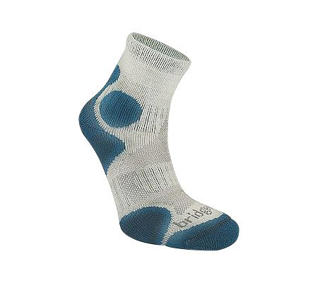 Bridgedale Womens X Hale Trail Diva Hiking Socks