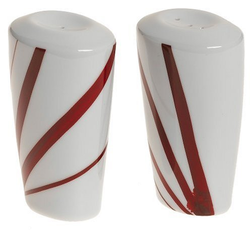 Mikasa Pure Red fine china salt & pepper set - Buy Mikasa Pure Red fine china salt & pepper set - Purchase Mikasa Pure Red fine china salt & pepper set (Mikasa, Home & Garden, Categories, Kitchen & Dining, Cook's Tools & Gadgets, Tool & Gadget Sets)