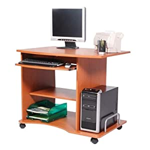 Scrivania porta pc mod. Ufficio scrivania modello smart ciliegio