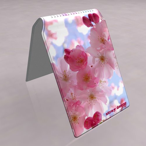 Stray Decor (Cherry Blossom) Bus Pass Wallet / Travel, Credit or Oyster Card Holder