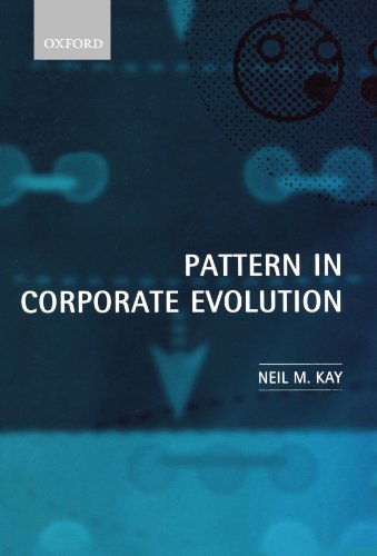 Pattern in Corporate Evolution