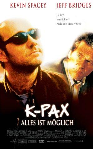 K-Pax - Alles ist möglich [VHS]