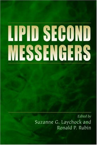 Lipid Second Messengers (Methods In Signal Transduction Series)