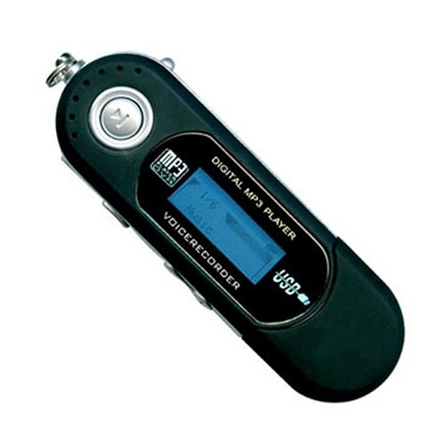 Nextar MA933A-2BL 256 MB Digital MP3 Player (Black)