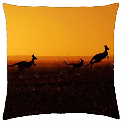 """HEADING FOR HOME - Throw Pillow Cover Case (18"""" x 18"""")"""