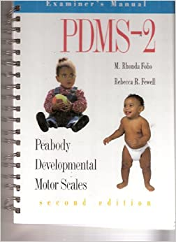 Peabody developmental motor scales second edition for Peabody developmental motor scales second edition