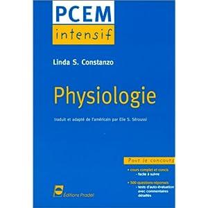 pcem intensif physiologie