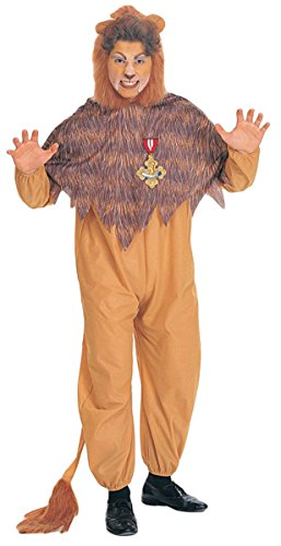 Morris Costumes Men's Wiz Of Oz Cowardly Lion Costume, Standard