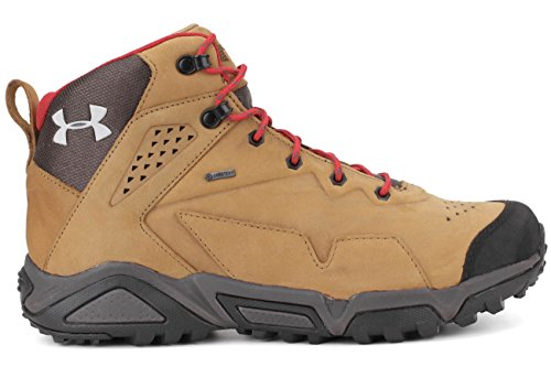 Under Armour Mens Tabor Ridge Leather Boots