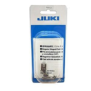 Juki TL Series Standard Hinged Quarter Inch Presser foot