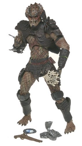 Picture of McFarlane Alien Vs. Predator Series 2 Movie Figure: 7 Inch Predator the Hunter (B0002CSK7G) (McFarlane Action Figures)