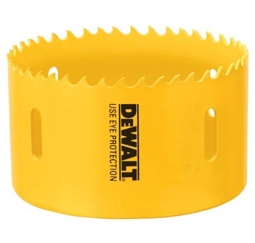 DEWALT D180056 3-1/2-Inch Standard Bi-Metal Hole Saw