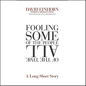 Fooling Some of the People All of the Time Audiobook