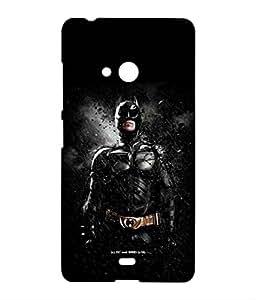 Block Print Company Rise of Batman Phone Cover for Nokia Lumia 540