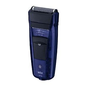 Braun InterFace Excel 3770 Herrenrasierer transparent blau