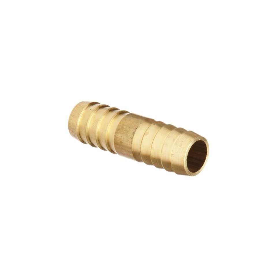 Anderson Metals Brass Hose Fitting, Union, 3/8 x 3/8 Barb