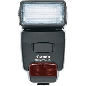 Canon Speedlite 420EX Flash for Canon EOS SLR Cameras - Older Version