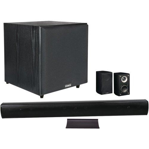 Pinnacle Speakers Bar None Sys 42-510 Audiophile Speaker Bar