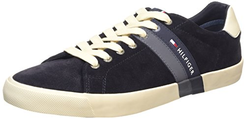 Tommy Hilfiger Volley 5B, Sneaker, Uomo, Blu (403), 44