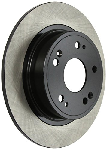 Centric Parts 120.40068 Premium Brake Rotor with E-Coating (2011 Honda Accord Parts compare prices)