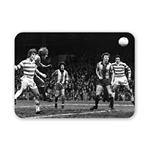 Kenny Dalglish - Mouse Mat Art247 Highest Quality Natural Rubber Mouse Mats - Mouse Mat - Inches