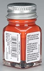 Testors Enamel Paint Open Stock .25oz Grapefruit Flat