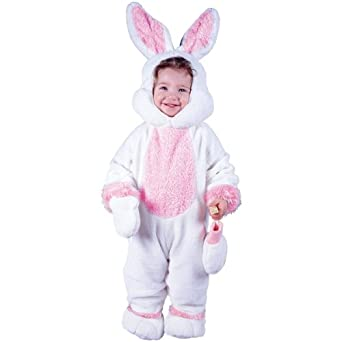 Toddler Bunny Costume - Toddler (2T-4T))