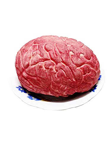 Keral Halloween Scary Body Parts Brain Horror Props Party Decoration