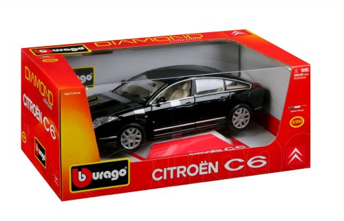 BBurago 18-11012 - Diamond Collezione 1:18 Citroen C6 rot