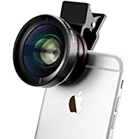 HD Lens Apexel Universal Professional HD Camera Lens Kit For IPhone 6 6 Plus 5S 5 Samsung S6 S5 Note 4 3 0.45x...