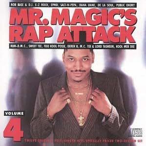 Various Mr Magics Rap Attack