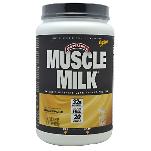 Cytosport Muscle Milk Graham Cracker